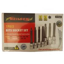 Bits Socket Set 7 Piece